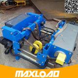 Usage d'élévateur de construction et type élévateur électrique de bride de câble métallique de 5000kg