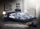 中国(9502)の新製品の割引流行のベッドの最新の柔らかい革ベッド