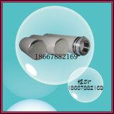 Componente de filtro de pellets de fritar de metal