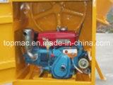 2,015 Topmac 350L Mini Bétonnière avec deux roues