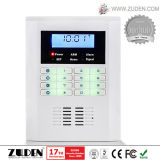 Охранная сигнализация автоматической шкалы PSTN SMS GSM с индикацией LCD