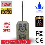 940nm 12MP de Infrarode MMS GPRS Vallen van de Camera van het Wild van de Jacht