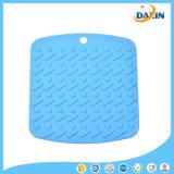 Estera de mesa de silicona de calor de aislamiento de silicona puede ser colgado Soporte de latas antideslizante durable