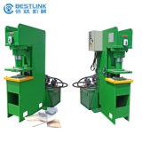 Pressing idraulico Stone Cycler Stone Waste Recycling Machine (40 dadi)
