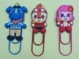 PVC Bookmark (BMS-011) di Plastic Promotional 3D di alta qualità