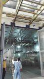 Alimentador y transportador aéreo gratuito Sistema de transportador de recubrimiento en polvo