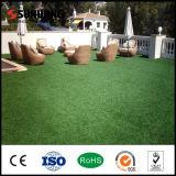 Dekoratives natürliches künstliches grünes Gras der niedrigen Kosten-2016 für im Freiengarten