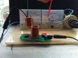 Solução de carga sem fio para escova de dentes elétrica