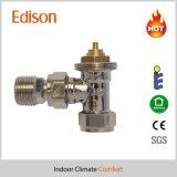 Тело клапана радиатора угла серии GB покрынное никелем (IDC-V22)
