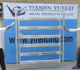 Heißes eingetauchtes galvanisiertes bearbeitetes Eisen-Schaf-Zaun-Panel, Bauernhof-Zaun-Vieh-Zaun-Panel, heißes eingetauchtes galvanisiertes Stahlzaun-Panel