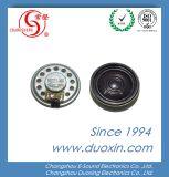altofalante do cone de 23mm micro mini Mylar para os aparelhos electrodomésticos Dxi23n-a