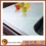 Cuarzo blanco esteatita Superficie / formica encimera de la cocina / baño