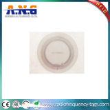 De ronde Sticker van de Markeringen RFID van het Document 13.56MHz met Ntag213