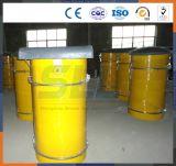 silo 60ton de mélange à l'usine de la colle avec le collecteur de poussière