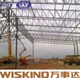 2015 Professional prefabricado Light Warehouse de Steel Structure Design