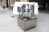 Maquina Automática Rotativa de Envasar Vasos de Leche y Té