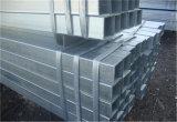 Tubulações Q235 de aço quadradas galvanizadas mergulhadas quentes para a indústria química