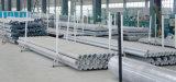 Pipe en acier revêtue par plastique de pipe d'approvisionnement en eau