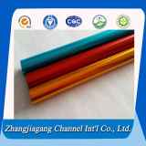 7075, 7001color Anodized Arrow Aluminum Pipe