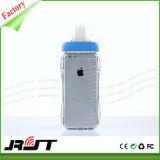 Nieuwe het Voeden van het Uitsteeksel van de Melk van de Baby van de Simulatie Leuke Fles 3D Zacht TPU en Silicium het Mobiele Geval van de Telefoon voor iPhone6/6s (rjt-0138)