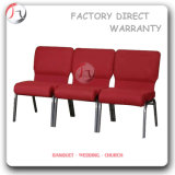 Оптовый стандарт ткани винила проставляет размеры стул церков (JC-59)