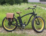 Vélos électriques de la meilleure de conduite de bâti d'alliage grosse de pneu montagne de type