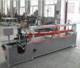 Machine automatique de presse de joint de doigt de travail du bois
