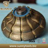 다이아몬드 단면도 바퀴, 표면을 윤곽을 그리는 자동 기계장치에서 다이아몬드 공구,