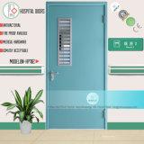 De Medische Deur van de Deur van het Ziekenhuis van de Deur van de Veiligheid van het staal (miljard-HP102)