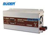 Invertitore solare ad alta frequenza dell'invertitore 1000W 12V 220V di Suoer (STA-1000A)