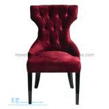 Jane-europäische Art-hölzerner speisender Stuhl für Hotel (DW-2123C)