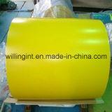 Зеленый цвет PPGL цветастая стальная катушка сделанная в Китае