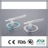 [بفك] مادّيّة طبّيّ مستهلكة قطعة فم [نبوليزر] قناع عدة ([من-دوم0009])