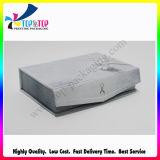 Cadre pliable de Livre Blanc de cadeau de carton magnétique de rectangle