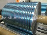 Papel de aluminio de capa laminado de la cinta del poliester de la película que blinda el material