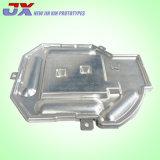 Piezas que muelen del CNC de la precisión de cobre amarillo de acero de aluminio