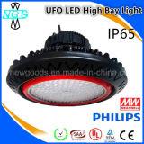 Свет залива светильника E40 СИД света СИД СИД промышленный высокий