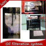 Sartén abierta (equipar el sistema del filtro de petróleo) Ofe-H321