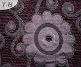 Cubiertas 2016 de la silla del telar jacquar del modelo del girasol y tela de los muebles (FTH31125)