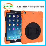 Случай таблетки Kidsproof панцыря с держателем на воздух 2 iPad