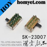 Switch / 8pin interruptor DIP Slide / Toggle Switch (SK-23D07)
