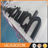 Bom alfabeto Backlit do aço inoxidável de serviço After-Sale