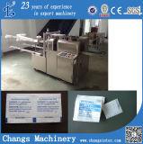 Máquina de embalaje automática de la almohadilla del alcohol del vertical 70 de la serie de Zmj