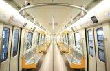 Tubo de acero inoxidable para la barandilla del metro