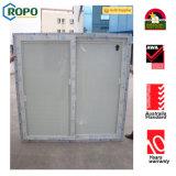 La finestra di scivolamento del PVC con lo schermo della zanzara risponde alla norma australiana