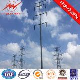 Spitz zugelaufene achteckige elektrische Leistung Pole