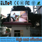 Buena pantalla de visualización a todo color al aire libre de LED P20 de la disipación de calor