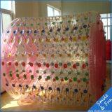 PVC de alquiler 0.8m m de la talla los 2.7*2.2*1.7m del rodillo de la bola de Zorb