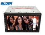 2 Spieler Adio DVD LÄRM Screen-Auto-Multimedia Fernsehapparat-GPS Auto-Spieler (MCX-6951)