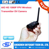 WiFi Fpv Camera de Sky-HD01 Aio 400MW 32CH Fpv Wireless Video Transmitter et de 1080P HD Camera Not